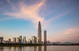 KPF: Rascacielos Supertall en Shenzhen