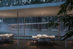 MUDA-Architects_Restaurante Hotpot en Chengdu
