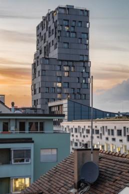 Herzog & de Meuron_Torre Meret Oppenheim