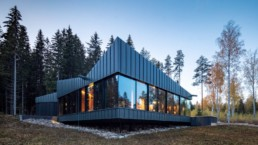 Studio Puisto 3 Square House